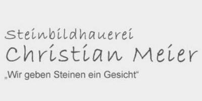 Logo Steinbildhauer Christian Meier