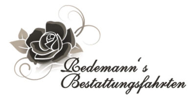 Logo Redemanns Bestattungsfahrten