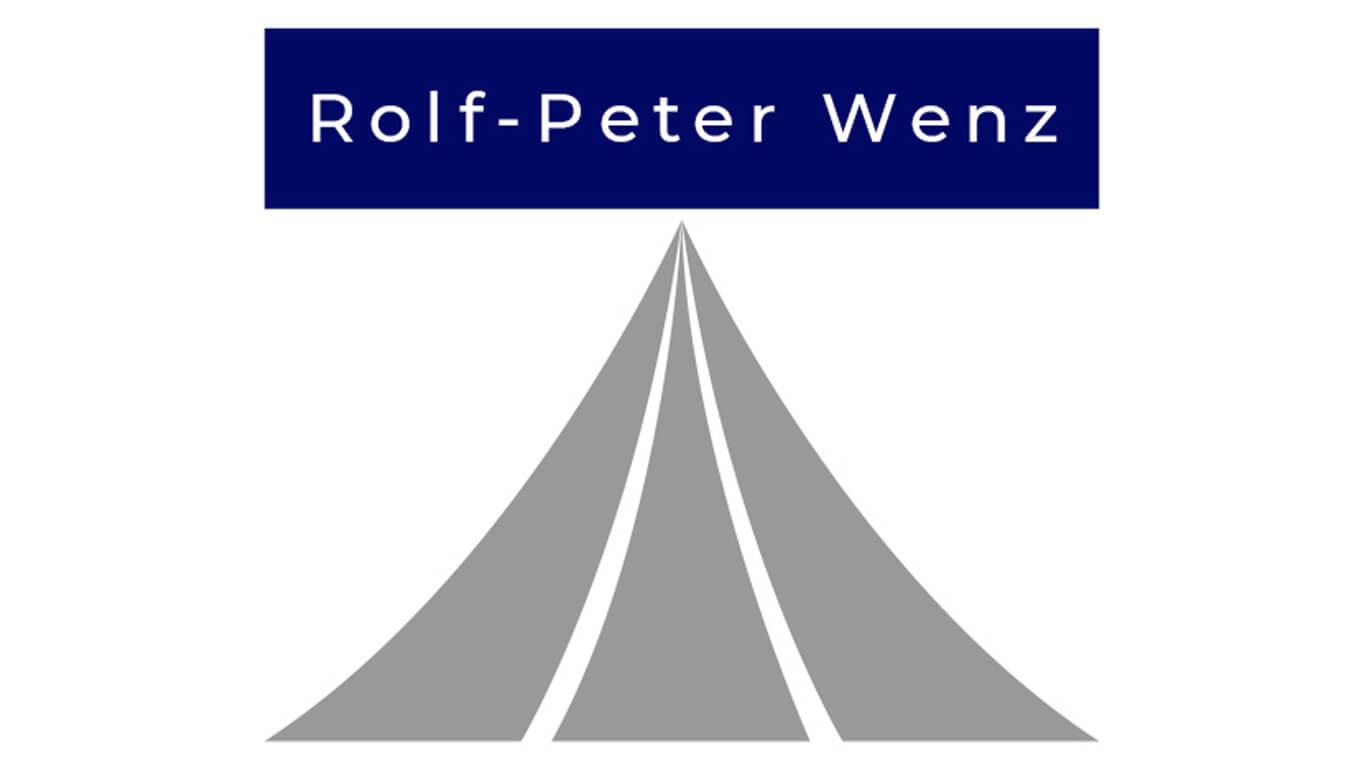 Logo Rolf Peter Wenz Trauerredner
