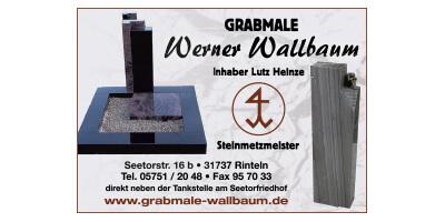 Logo Wallbaum Grabmale
